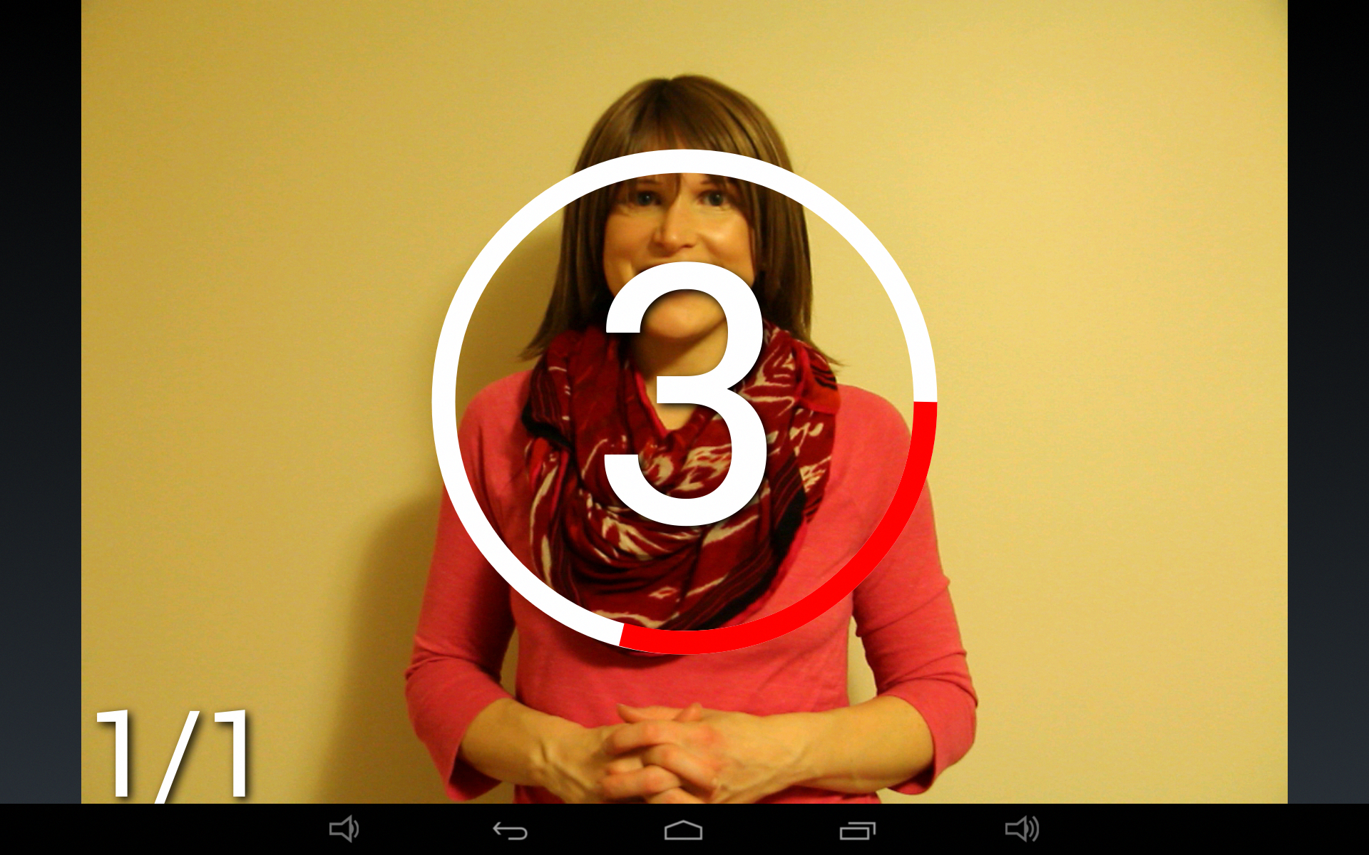 How to use SLR Booth Photo Booth app for Android