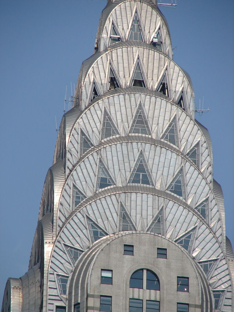 Chrysler Building Nyc Art Deco At Its Best
