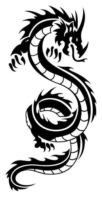 Photo of Dragon 64 Vinyl Aufkleber