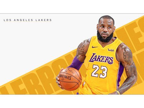 181b836dd LeBron James Poster Los Angeles Lakers 23 Photo Wall Art Print ...
