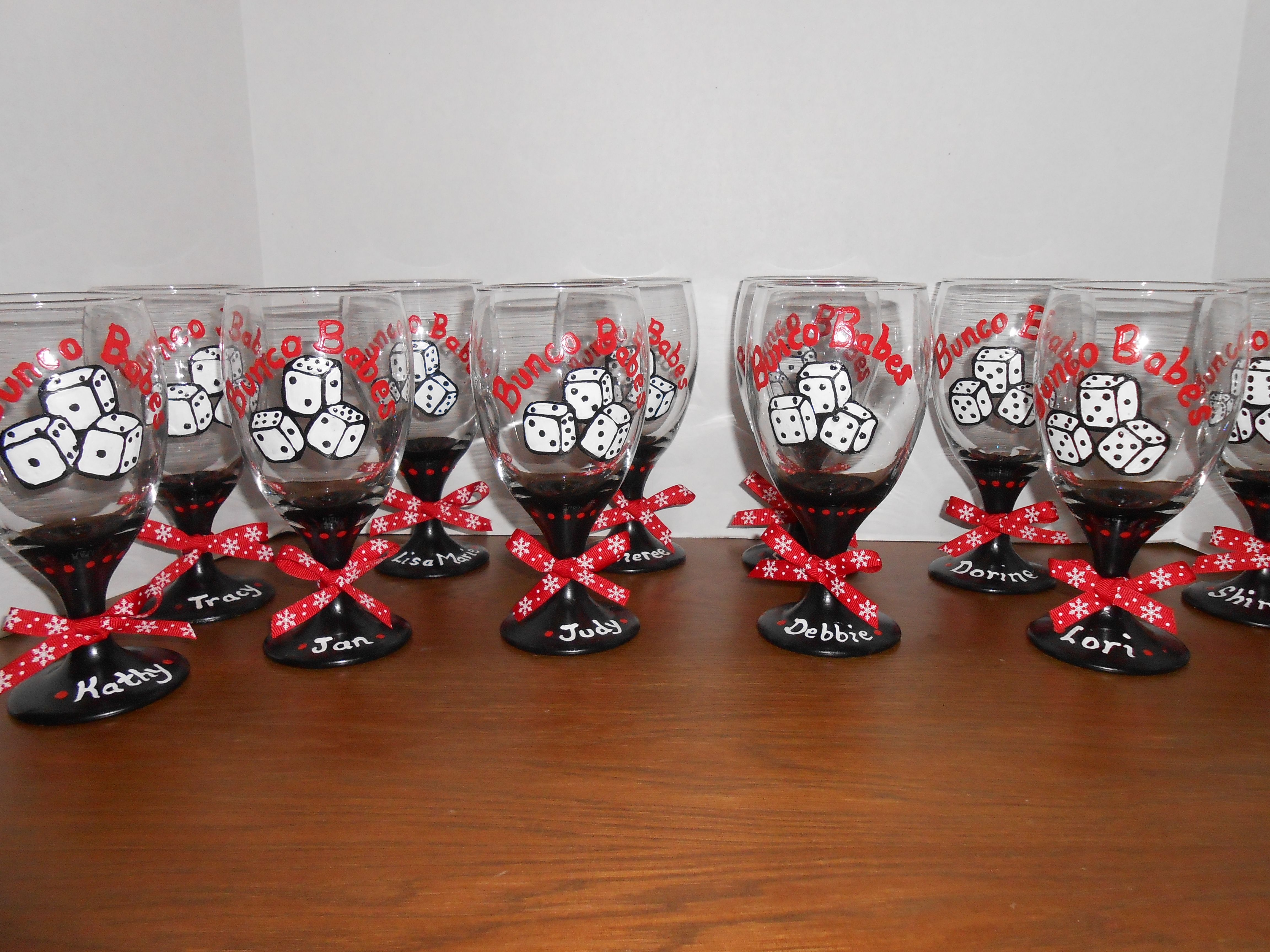 Beautiful Christmas Bunco Party Ideas Part - 1: Christmas Gifts For A Bunco Party