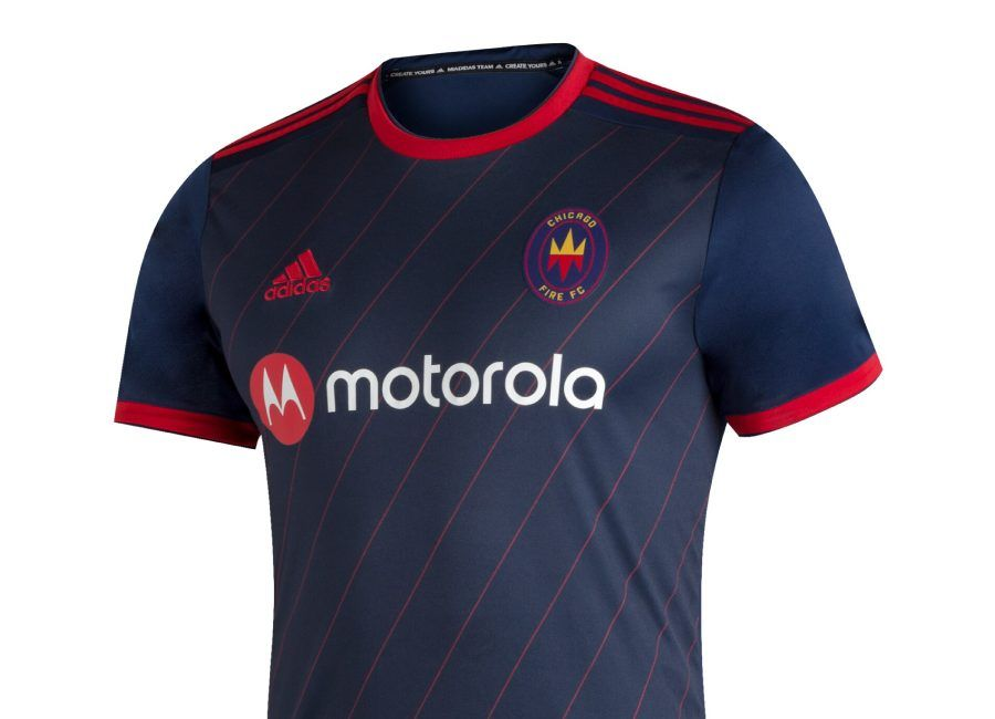 Chicago Fire 2020 21 Adidas Away Kit In 2020 Chicago Fire Chicago Adidas