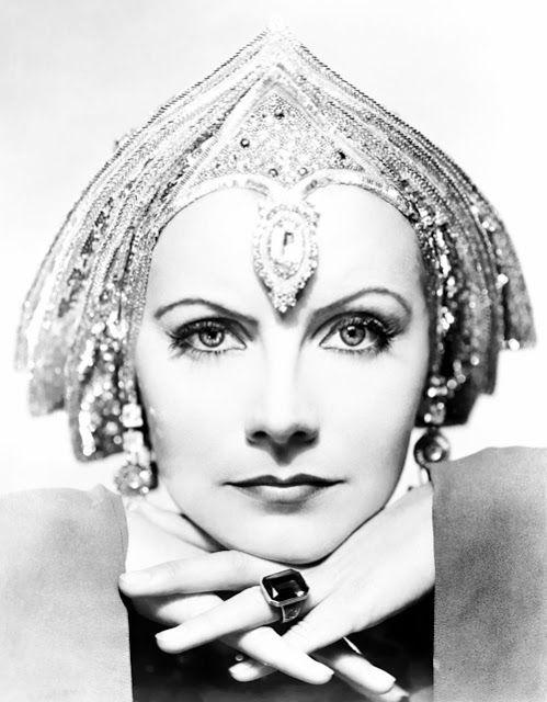 Greta Garbo (Mata Hari)