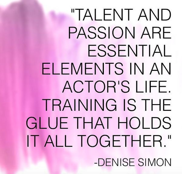 3 Ways for Young Actors to Train