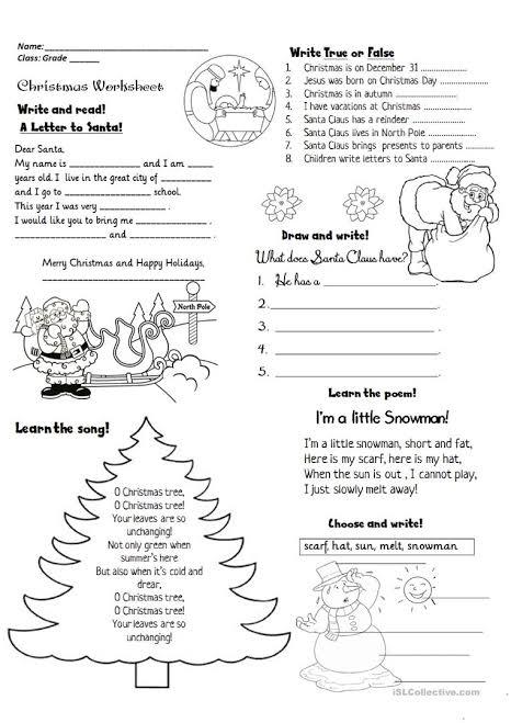 Christmas Activities For Teenagers Busqueda De Google Juegos Para Aprender Ingles Profesores De Ingles Actividades De Ingles