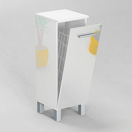badezimmerschrank mit waschekorb, gabi sn1 40 badezimmerschrank mit wÄschekorb, korpus: sch https, Design ideen