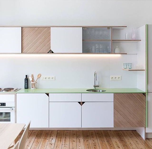 Kitchen Cabinets Without Hardware