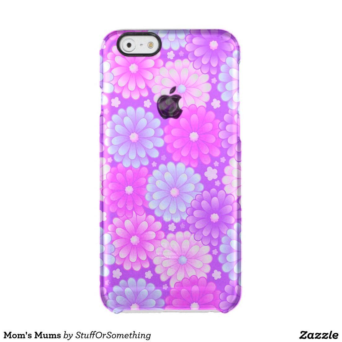 Mom's Mums Uncommon Clearly™ Deflector iPhone 6 Case