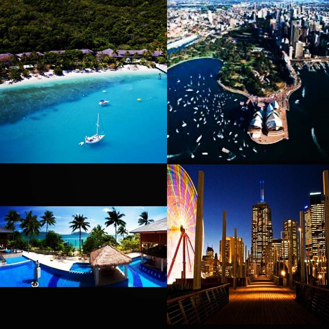 Australien om 5 dage med manden i mit liv#blirsåstort#sydney#melbourne#cairns#adelaide#greatbarrierreef#fittzroyisland by joan.juulchristensen http://ift.tt/1UokkV2