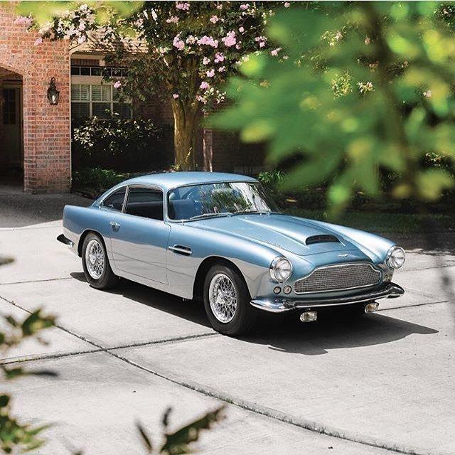 Aston Martin Db4, Aston Martin, Aston