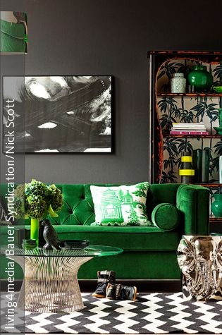 Wohnzimmer \u2022 Bilder  Ideen Interiors, Living rooms and Room - raumdesign wohnzimmer modern