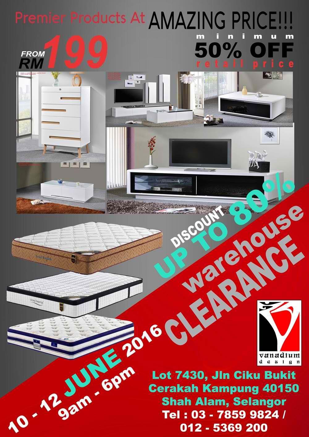 ccf97fbd3666 10-12 Jun 2016  Vanadium Design Warehouse Sale