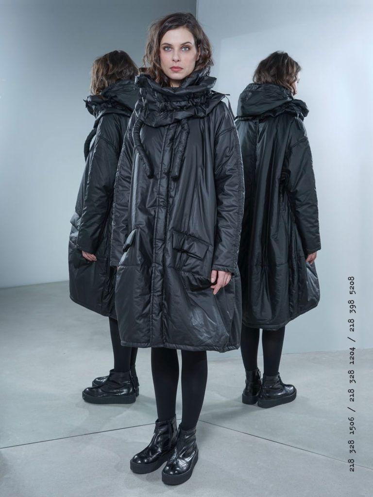 rundholz black label winter 2018 jacken damen