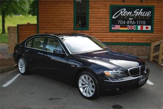 2007 Bmw 750li With 62 701 Miles For Sale In Cornelius Nc For 33 995 Bmw Cornelius Bmw Car Bmw Car
