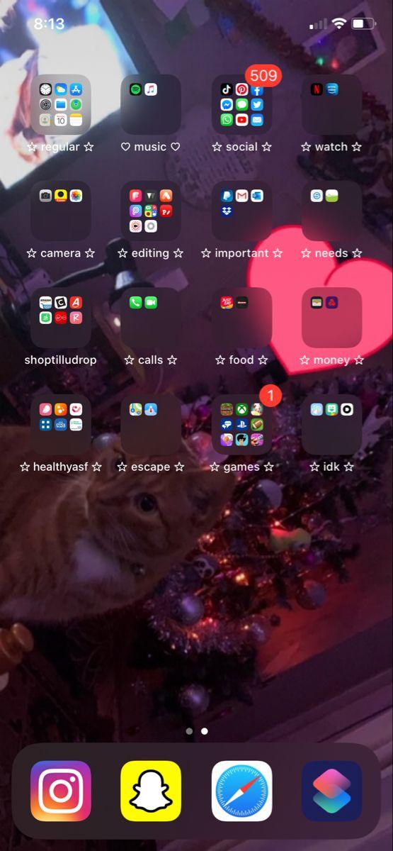 Pin By Elia Cherol On Asdfghjkl In 2020 Iphone Organization Iphone App Layout Organization Apps