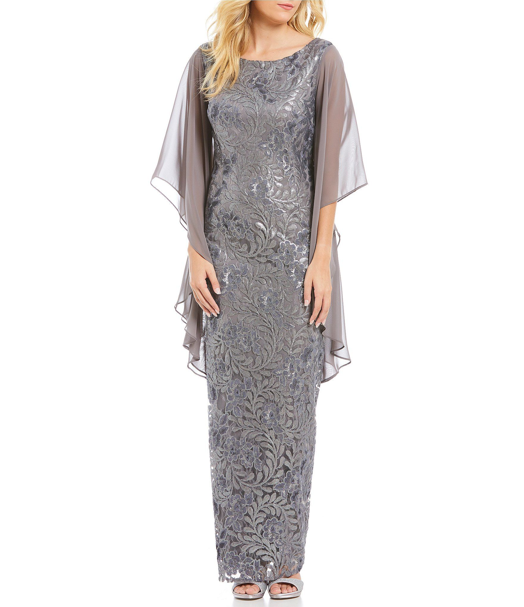 d4be573204f Shop for Brianna Sequin Embroidered Column Gown at Dillards.com. Visit  Dillards.com to find clothing