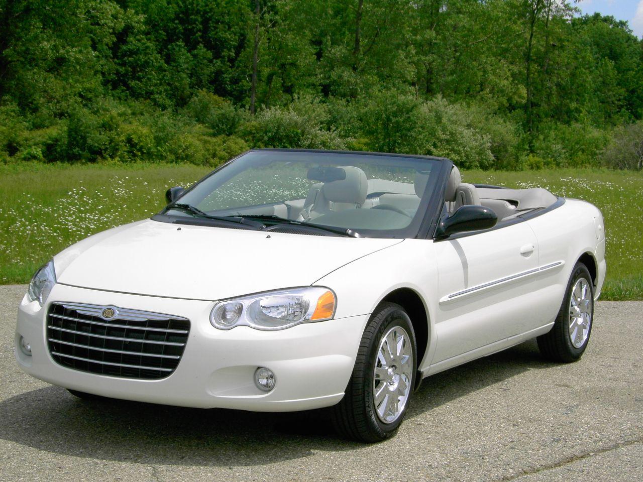 2005 Chrysler Sebring Convertible Chrysler Sebring Http Www