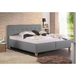 Photo of Home affaire gestoffeerd bed Figaro Home Affaire