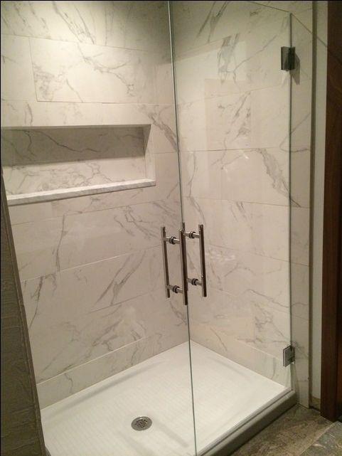 Bathroom Awesome Shower Pans Bases Shelves Tile Redi Plan