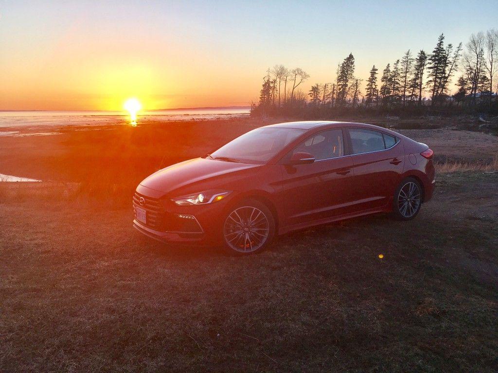 Review 2017 Hyundai Elantra Sport Hyundai elantra