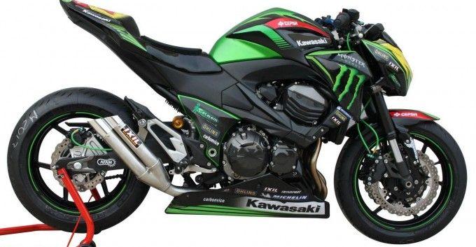 Kawasaki Z800 Pista Kawasaki Z800 Pista Super Bikes Kawasaki
