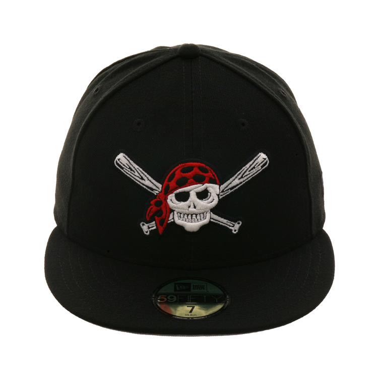 New Era 59fifty Pirates Skull Hat Black Skull Hat Pirate Skull New Era 59fifty