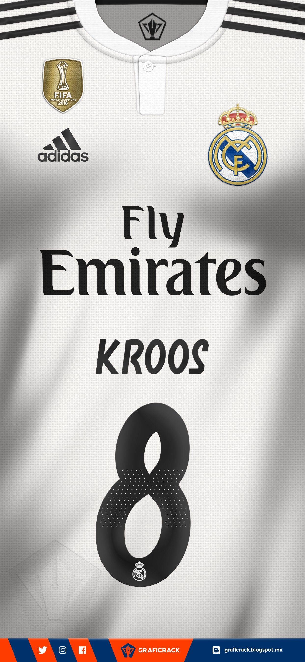 Pin De Luisdayer En Real Madrid Home Kroos Futbol Guerreros