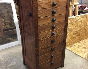 Dressertop Craftsman Jewelry Armoire Armoires Craftsman and Dresser