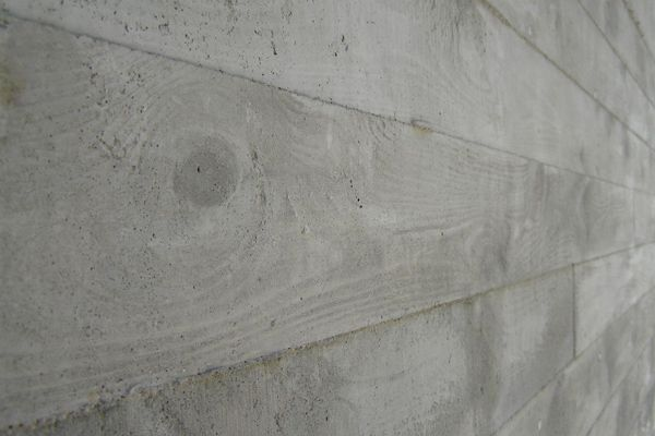 Theres Something Beautiful About Wood Pressed Concrete Walls Its Makes Something Hard And Cold Look And Feel Soft And W Concrete Forms Concrete Wall Concrete