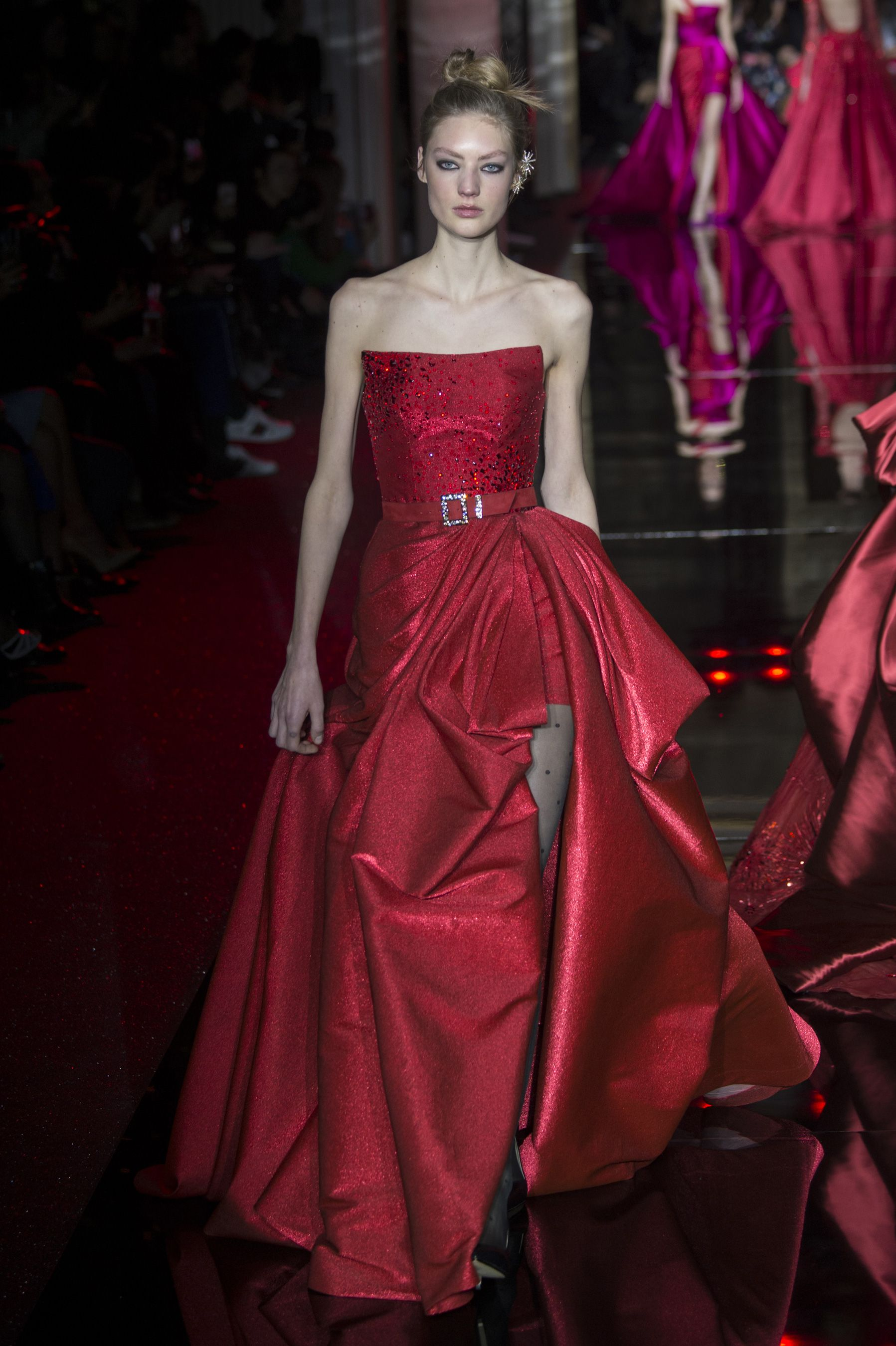 Zuhair murad spring couture fashion show the impression