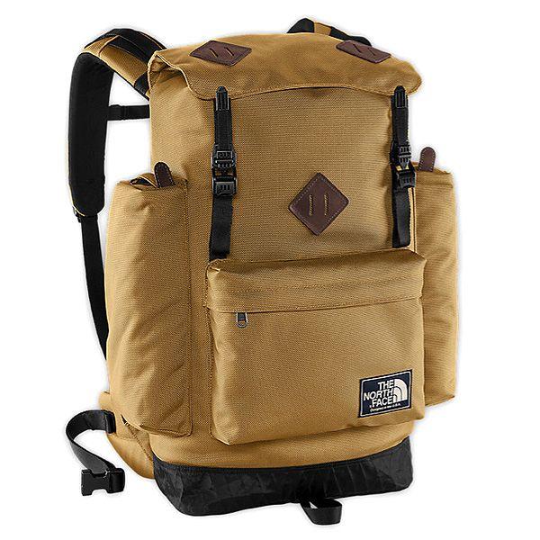 The North Face Backpack - British Khaki --i need a really good ...