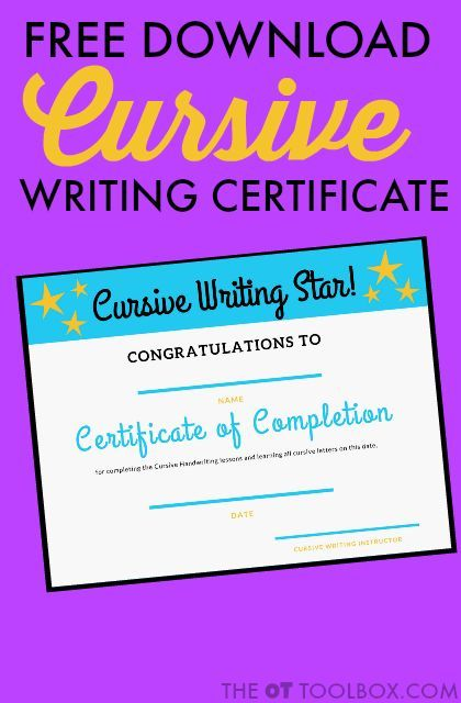 cursive writing tips pinterest teaching kids cursive and
