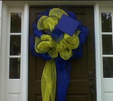 Amscan Graduations Caps Door Decorations