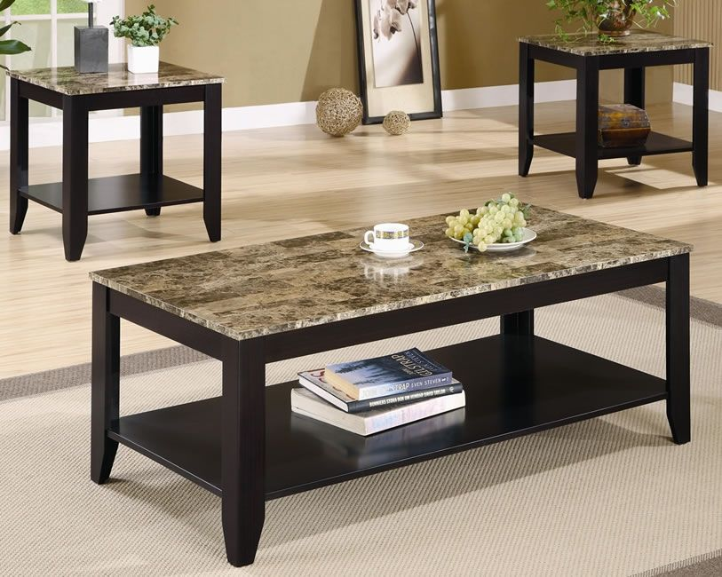 Complete Your Home Seating Ensemble In Refined And Traditional Style With This Elegant Coffee Table End Table Set Living Room Table Sets Coffee Tables For Sale