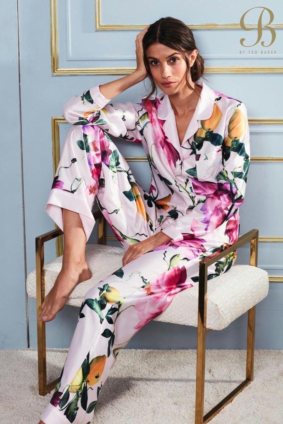 733d096e7ea1 Ted Baker Citrus Bloom Pyjamas