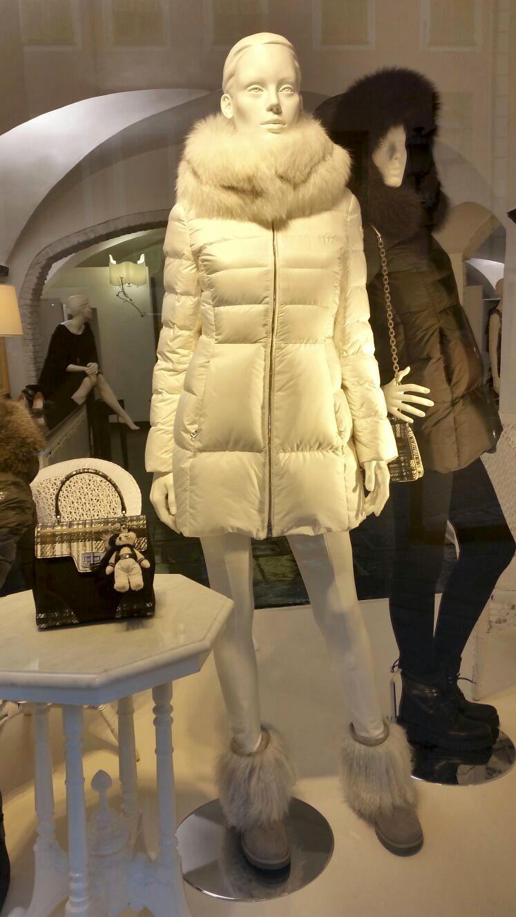 best cheap 3d240 3baa4 Nuovi Piumini Prada, collezione inverno 2015-16. | Women's ...
