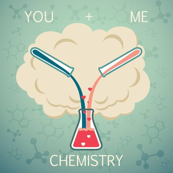 Chemistry might not always be there in a wham bam thank you mam kinda way. Don't rule out a date because there was no chemistry straight away, give things a bit of a chance to see if anything develops...