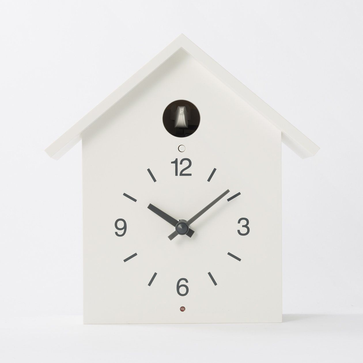 Muji Cuckoo Clock White Large Size Click Image For More Details This Is An Affiliate Link And I Receive A Commission Fo Cuckoo Clock Clock Wall Clock