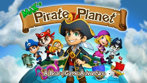 Max's Pirate Planet App