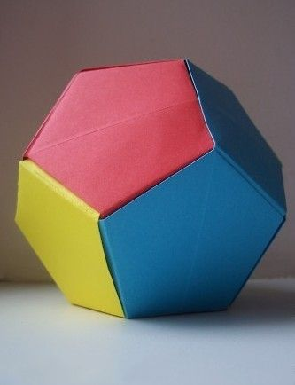 origami dodecahedron now pinterest origami origami