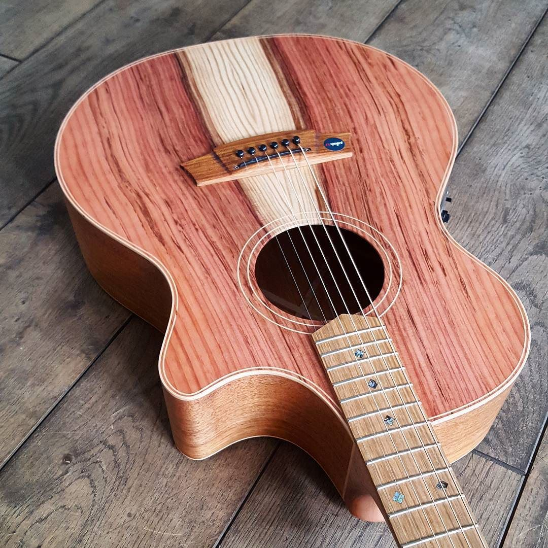 100 Sustainable Timbers At No Additional Cost The Australian Eco Series Is Now Available And This Stunning Austral Acoustic Guitar Guitar Guitar Chord Chart