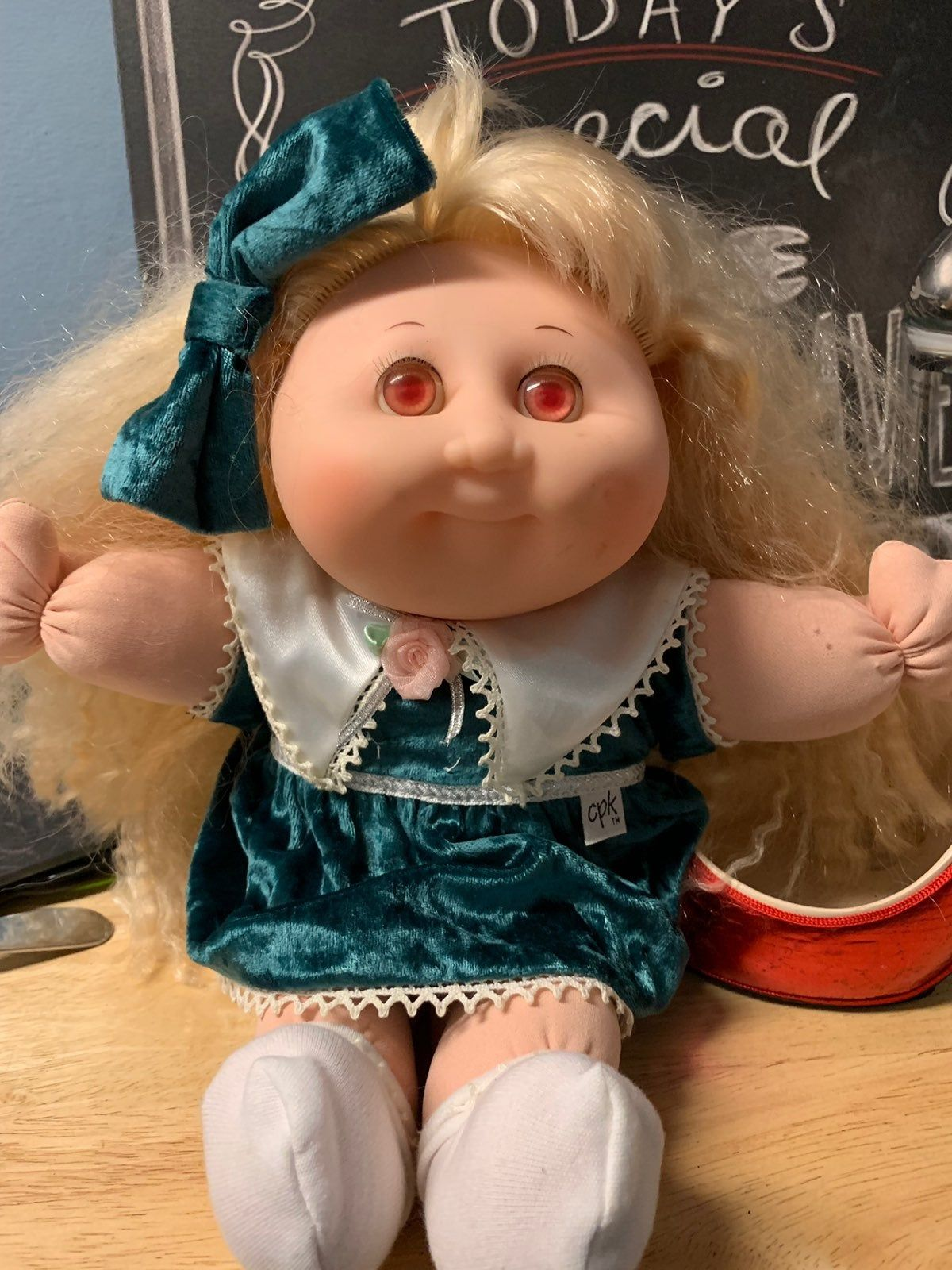 Very Rare Cabbage Patch Albino Cabbage Patch Kids Dolls Cabbage Dolls Patch Kids