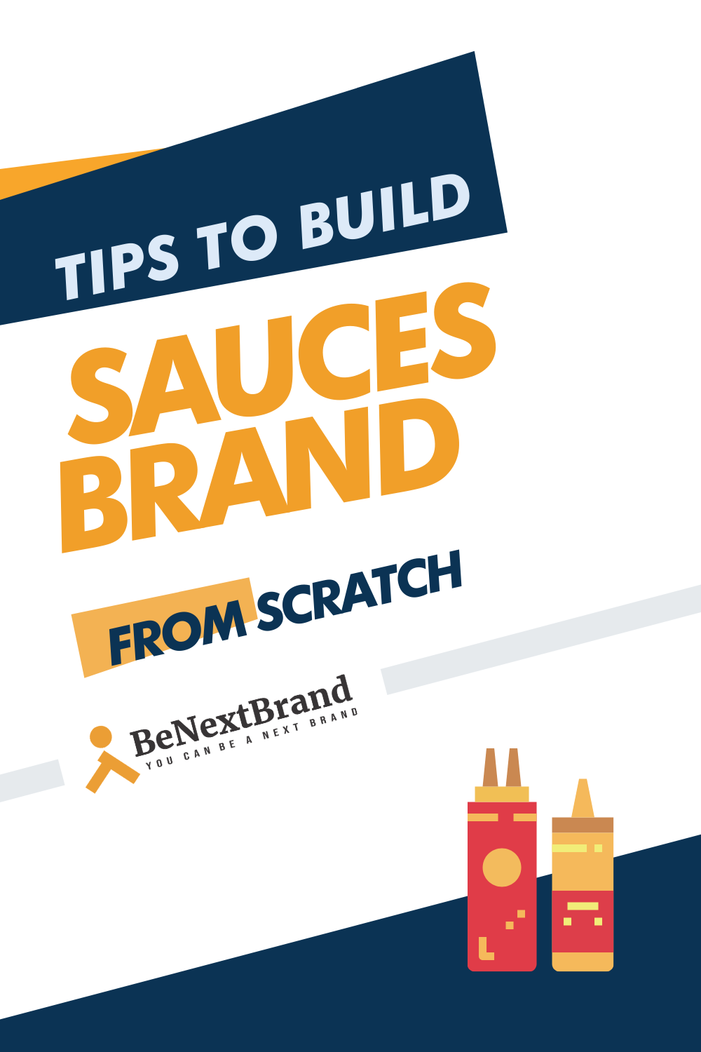 There are many people in our universe who have extraordinary cooking skills. For that, creating and earning through the sauce brand is very much easy process. #TipsToBuildBrands #MakeBrand #startup #NewBrand #Build