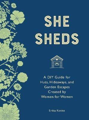 Photo of She Sheds (mini edition) ~ Hardback ~ Erika Kotite