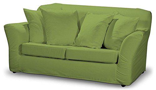 Dekoria Fire Retarding Ikea Tomelilla 2 Seater Sofa Cover Fresh Stem Green Sofa Comfy Sofa Love Seat