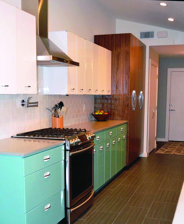 16 Metal Kitchen Cabinet Ideas | Metal kitchen cabinets ...