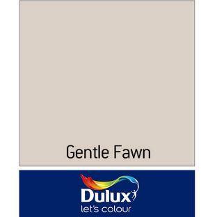Dulux Endurance Matt Emulsion Paint - Gentle Fawn - 2 5L