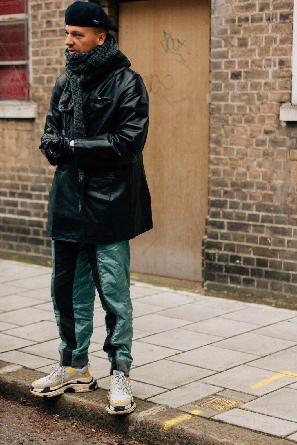 Street Style London Fashion Week Menswear Fall Winter 2018 2019