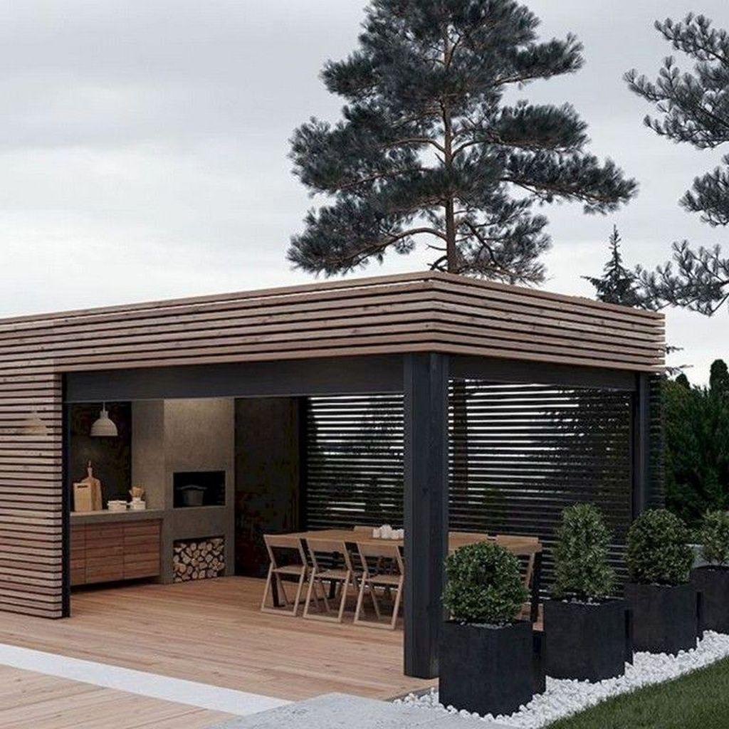 95 Incredible Outdoor Kitchen Design Ideas For Summer
