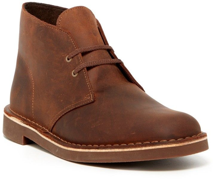 46cd5d86403c Clarks Bushacre Chukka Boot - Wide Width Available